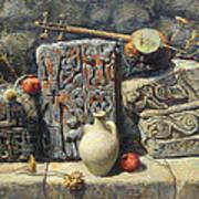 Armenian Stones Art Print
