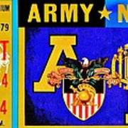 Army Navy 1979 Art Print