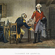 Arnold And Andre, 1780 Art Print