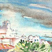 Arrecife In Lanzarote 10 Art Print