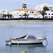 Arrecife On Lanzarote Art Print
