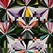 Arreglo De Flores Art Print