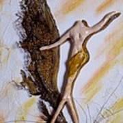 Art Deco I Art Print by Brenda Almeida-Schwaar