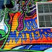Art Matters Art Print