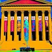 Art Museum -philadelphia Art Print