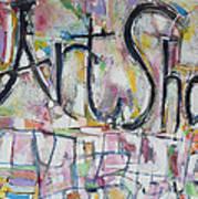 Art Show Art Print