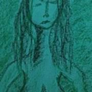 Art Therapy 149 Art Print