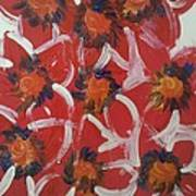 Art Therapy 15 Art Print