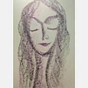 Art Therapy 160 Art Print