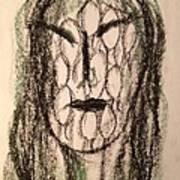 Art Therapy 162 Art Print