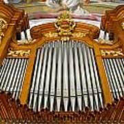 Arth Goldau Organ Art Print
