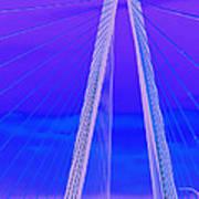 Arthur Ravenel Jr Bridge Iv Art Print