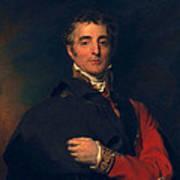 Arthur Wellesley, Duke Of Wellington Art Print