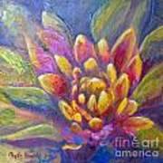 Artichoke Leaves Art Print