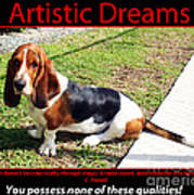 Artistic Dreams Art Print