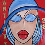 Artists Stores Art Print