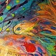 Artwork Fragment 12 Art Print