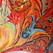Artwork Fragment 19 Art Print