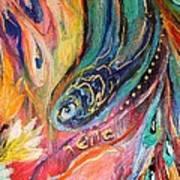 Artwork Fragment 40 Art Print