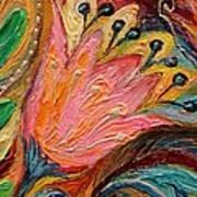 Artwork Fragment 93 Art Print