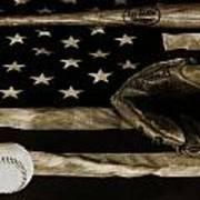 As American As Apple Pie Art Print