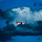 As High As The Clouds Art Print