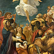 Ascension Of Christ Art Print