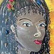 Ashanti Art Print by Karen Carnow