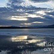 Ashokan Reservoir 10 Art Print