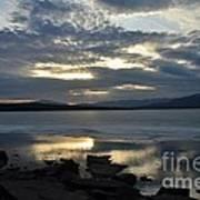 Ashokan Reservoir 11 Art Print