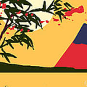 Asia Art Print