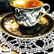 Asian Teaware Art Print