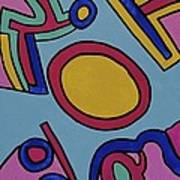 Aspen Carnival Art Print