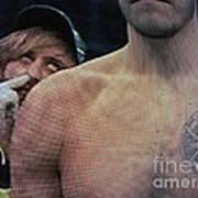 Ass Seen On Tv Art Print