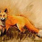 Assessing The Situation Antiqued Art Print