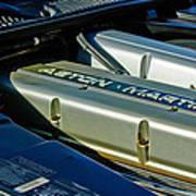 Aston Martin Db7 Engine Art Print