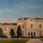 Astors Beechwood Mansion Art Print