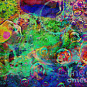 At The Cellular Level Art Print