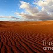 Atacama Desert Wilderness Art Print