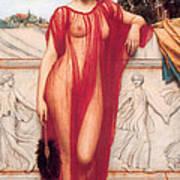 Athenais Art Print