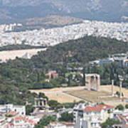 Athens 3 Art Print