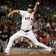 Atlanta Braves V Houston Astros Art Print