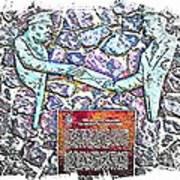 Atlantic Charter Monument Art Print