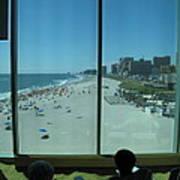 Atlantic City - 12124 Art Print by DC Photographer