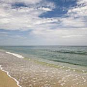 Atlantic Ocean Beach V Art Print