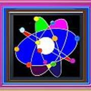 Atom Science Progress Buy Faa Print Products Or Down Load For Self Printing Navin Joshi Rights Manag Art Print