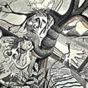 Atonement Art Print by Glen Sanders