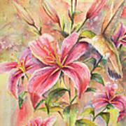 Attractive Fragrance Art Print
