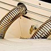 Auburn Boattail Speedster Art Print
