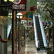 Auckland Shopping Mall Art Print